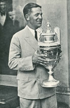 Bobby Jones British Amateur Champion St. Andrews 1930