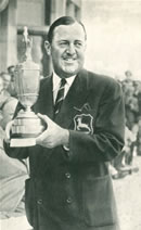Bobby Locke British Open Champion 1950