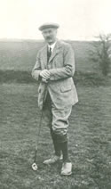 Harry Vardon Winner of a record six British Open Championships