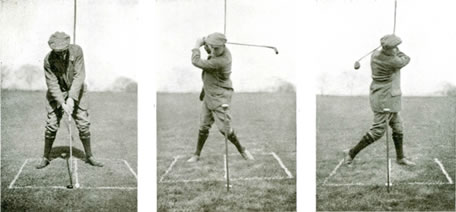 How To Drive By Harry Vardon 1913 Seven golden rules
