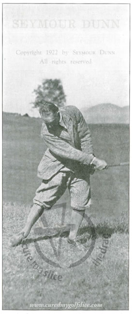 Golf Fundamentals Seymour Dunn 1922