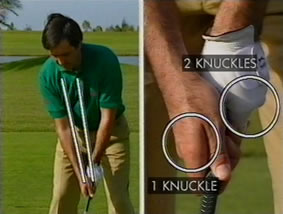 Seve Ballesteros The Golf Grip