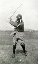 The Half Cleek Shot By Harry Vardon 1911