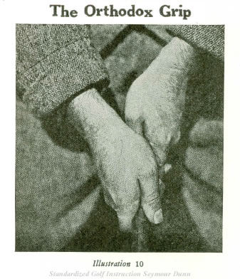 The Orthodox Grip Seymour Dunn 1934
