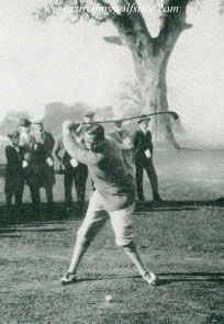 They always said I started my shots with a sway and ended with a lunge page 55 The Walter Hagen Story By Walter Hagen With Margaret Seaton Heck